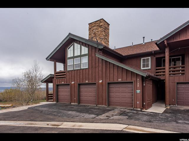 5135 Cove Canyon Dr #105, Park City, UT 84098 (MLS #1597185) :: High Country Properties