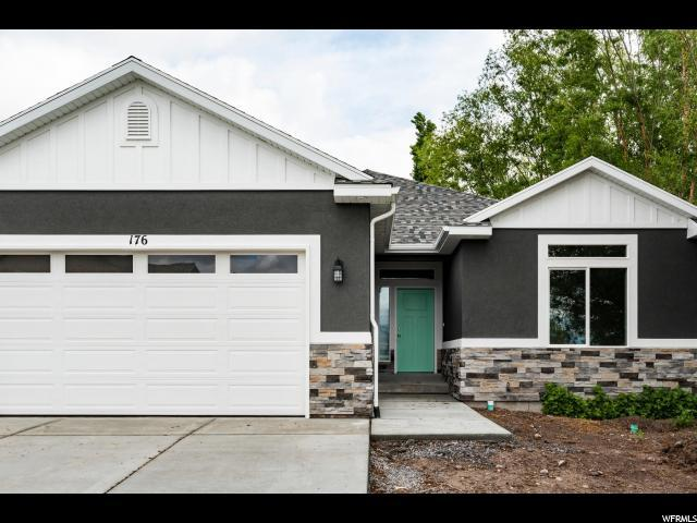 176 E Brookshire Dr, Saratoga Springs, UT 84045 (#1597188) :: Bustos Real Estate | Keller Williams Utah Realtors