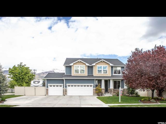 1527 Appaloosa Ave, Kaysville, UT 84037 (#1597389) :: Action Team Realty