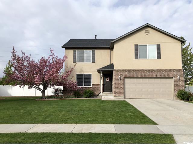 494 S Lincolnshire Way W, Kaysville, UT 84037 (#1597420) :: Colemere Realty Associates
