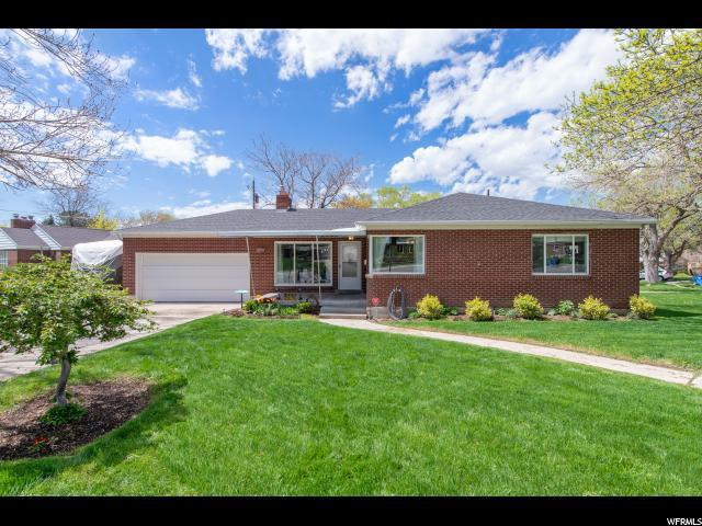 2688 E Barbey Dr S, Salt Lake City, UT 84109 (MLS #1597426) :: Lawson Real Estate Team - Engel & Völkers