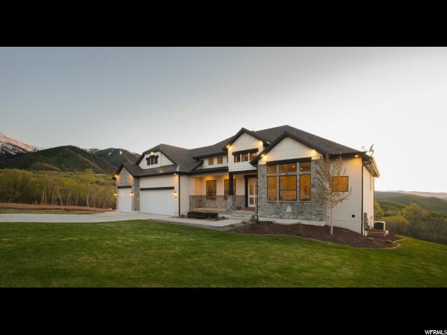 925 S Maple Ravine Cir, Woodland Hills, UT 84653 (#1597524) :: Bustos Real Estate | Keller Williams Utah Realtors