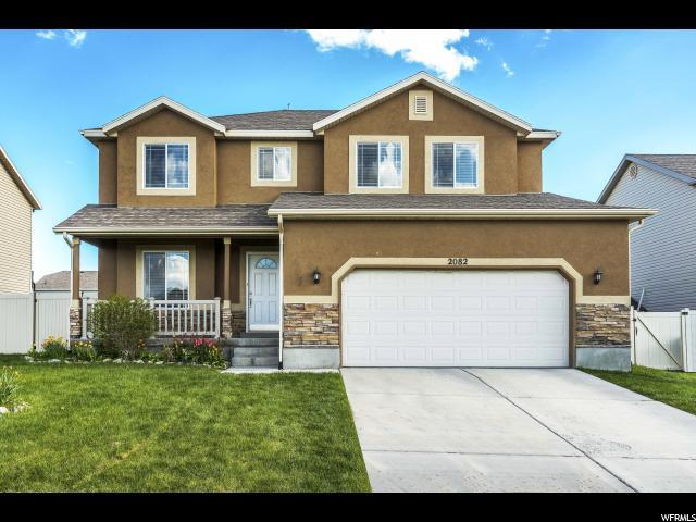 2082 E Cassidy Way, Eagle Mountain, UT 84005 (#1597728) :: Action Team Realty