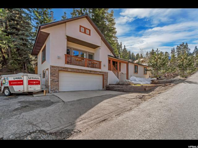 540 Crestview Dr, Park City, UT 84098 (#1597958) :: Keller Williams Legacy