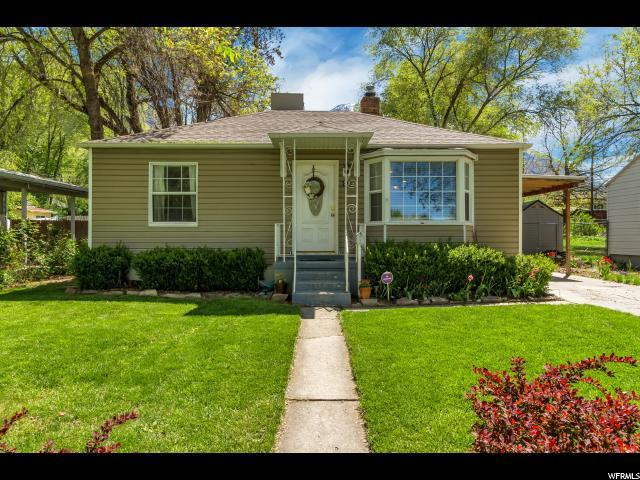 519 S Utah Ave, Provo, UT 84606 (#1598101) :: Keller Williams Legacy