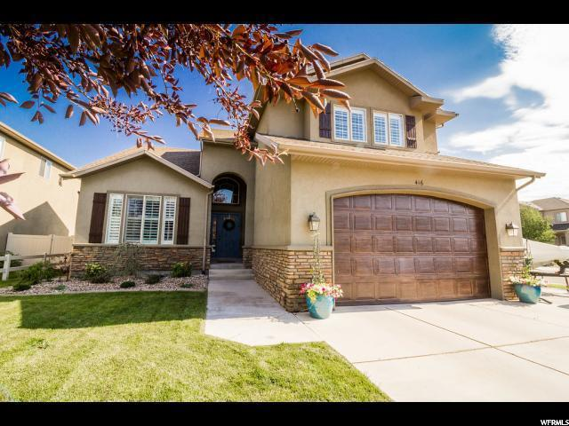 416 W 650 S, Vernal, UT 84078 (#1598849) :: Action Team Realty