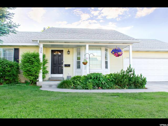 529 N 2430 W, Provo, UT 84601 (#1598933) :: Keller Williams Legacy