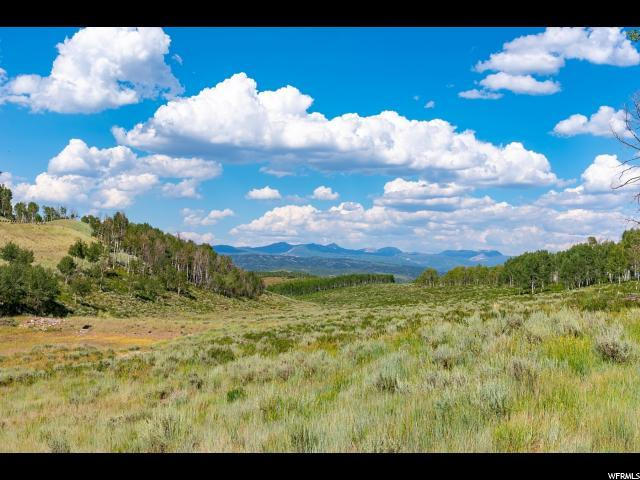 10900 E Silver Spur Cir Lot #70, Woodland, UT 84036 (MLS #1599045) :: High Country Properties