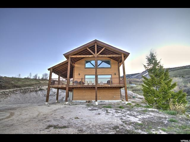 974 Hickock Dr, Fish Haven, ID 83287 (#1599410) :: Action Team Realty