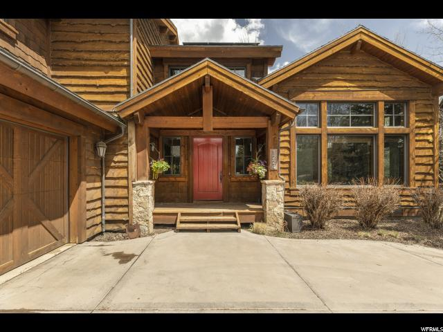 1224 Cottonwood Ln, Park City, UT 84098 (MLS #1599553) :: High Country Properties