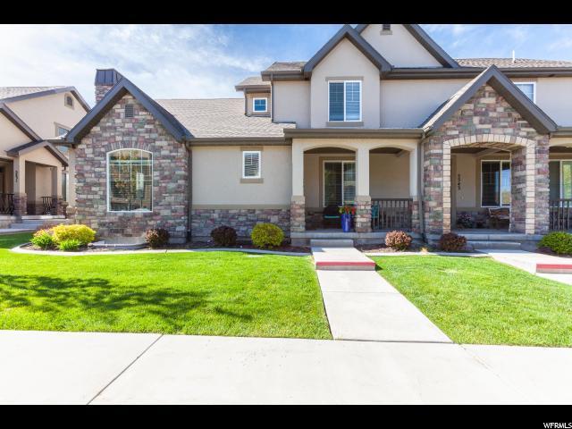 5539 W Parkway West Dr W, Highland, UT 84003 (#1599690) :: Keller Williams Legacy