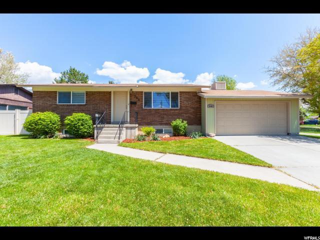 340 N 1220 W, Provo, UT 84601 (#1599767) :: Big Key Real Estate