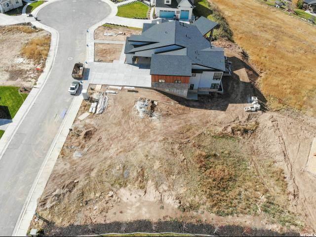 3316 E Sky View Cir, Mountain Green, UT 84050 (#1600292) :: Keller Williams Legacy
