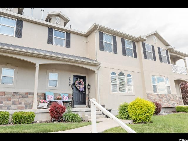 7909 S Cold Stone Ln W, West Jordan, UT 84088 (#1600682) :: Keller Williams Legacy