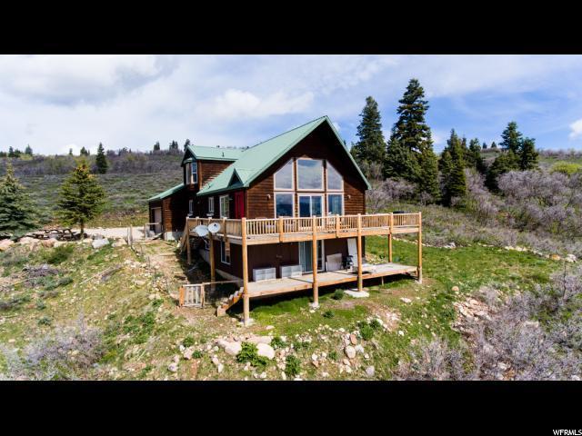 2401 Bullmoose Dr, Wanship, UT 84017 (MLS #1601018) :: High Country Properties
