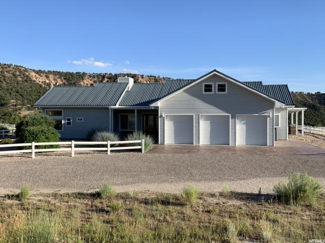 1290 S Carriage Ln, Antimony, UT 84712 (#1601115) :: Red Sign Team