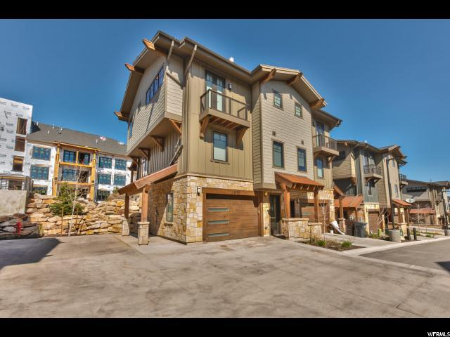 3792 Blackstone Dr #18, Park City, UT 84098 (MLS #1601342) :: High Country Properties