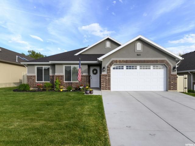 942 E Frost Way, Layton, UT 84040 (#1601356) :: Bustos Real Estate | Keller Williams Utah Realtors