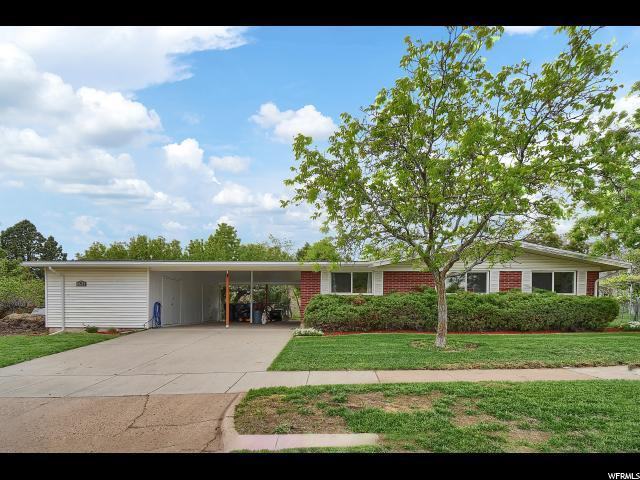 791 Holroyd Rd, South Ogden, UT 84403 (#1601554) :: Keller Williams Legacy