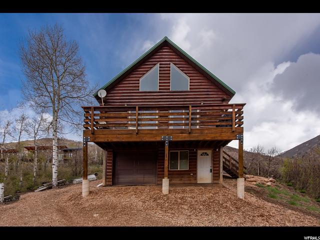 6821 E Weber Canyon Rd #127, Oakley, UT 84055 (MLS #1601840) :: High Country Properties