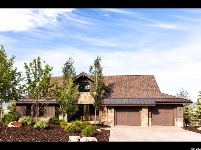 9079 Dye Cabins Dr #6, Park City, UT 84098 (MLS #1601911) :: High Country Properties