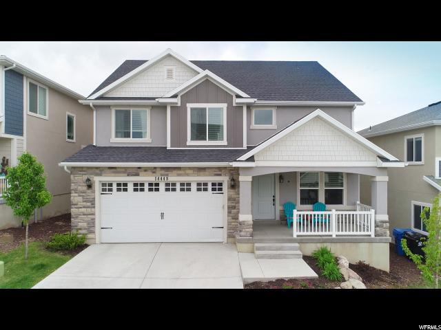 14448 S Chrome Rd, Herriman, UT 84096 (MLS #1601929) :: Lawson Real Estate Team - Engel & Völkers