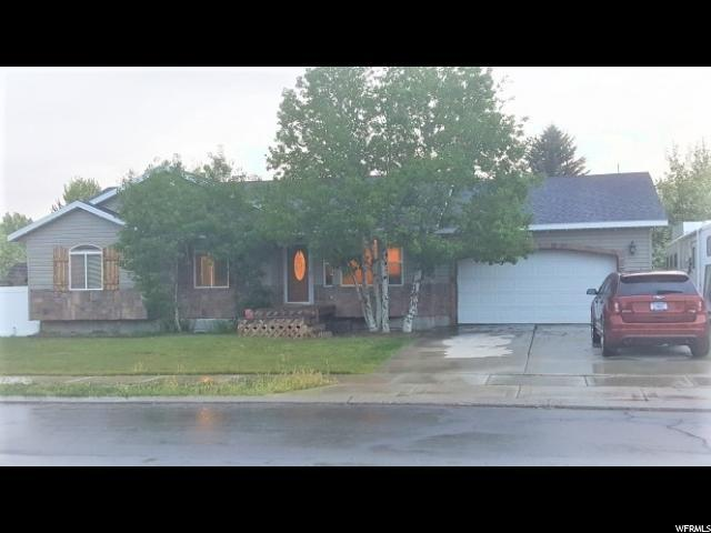 1066 W 825 S, Heber City, UT 84032 (MLS #1601980) :: High Country Properties