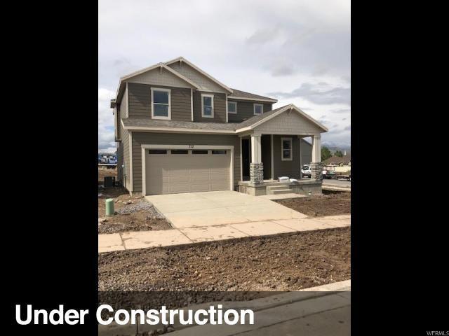 712 W Blue Violet Dr. S, Saratoga Springs, UT 84045 (#1602169) :: Big Key Real Estate