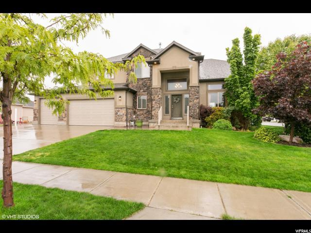 1491 S Mountain View Blvd, Woods Cross, UT 84087 (#1602206) :: Action Team Realty