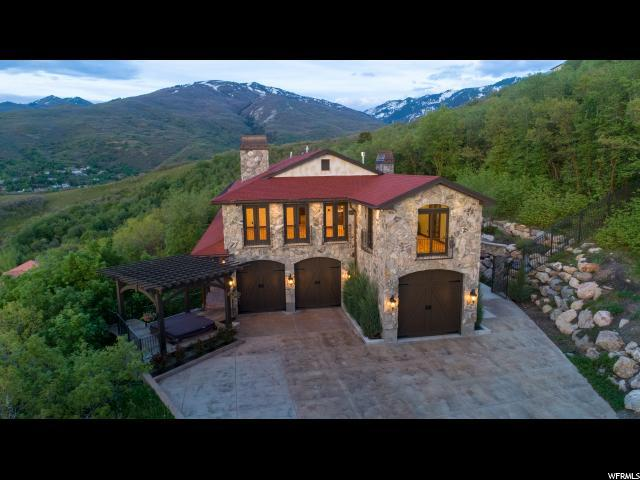 2537 S Maple Hills Dr E, Bountiful, UT 84010 (#1602409) :: Action Team Realty