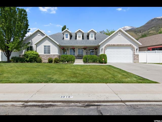 3810 Valley View Dr, Cedar Hills, UT 84062 (#1602450) :: The Canovo Group