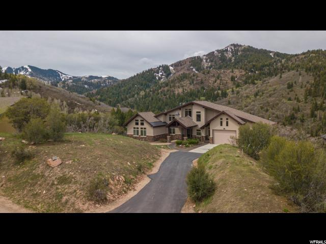 7323 Pine Ridge Dr, Park City, UT 84098 (#1602610) :: Bustos Real Estate | Keller Williams Utah Realtors