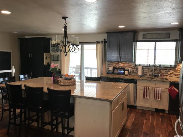 8492 S Mesa Dr E, Sandy, UT 84093 (#1602634) :: Big Key Real Estate