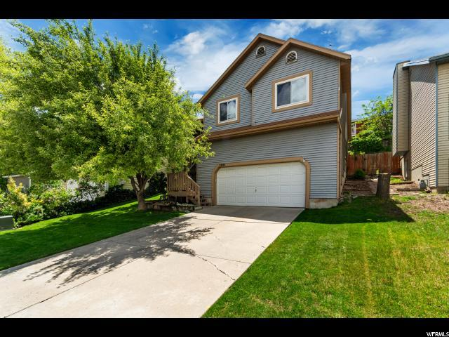 2891 Westcove Dr, West Valley City, UT 84119 (#1602773) :: Keller Williams Legacy