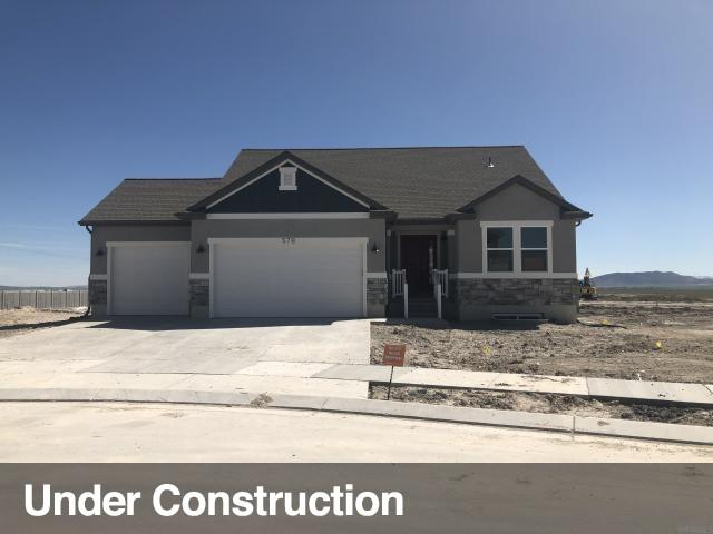 578 E Delano Peak Rd #127, Eagle Mountain, UT 84005 (#1602837) :: Bustos Real Estate | Keller Williams Utah Realtors