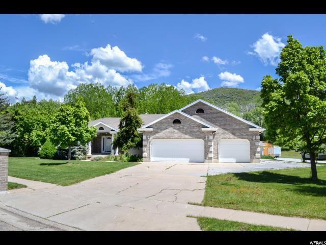 5712 Daisy Dr, Mountain Green, UT 84050 (#1602881) :: Red Sign Team