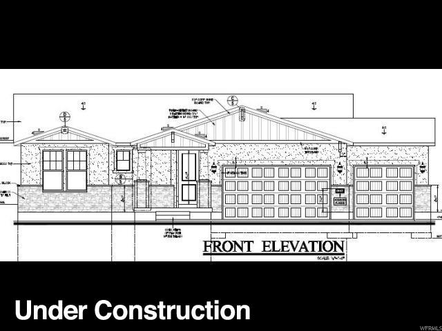 345 N Brookview Rd, Lindon, UT 84042 (#1602887) :: The Canovo Group