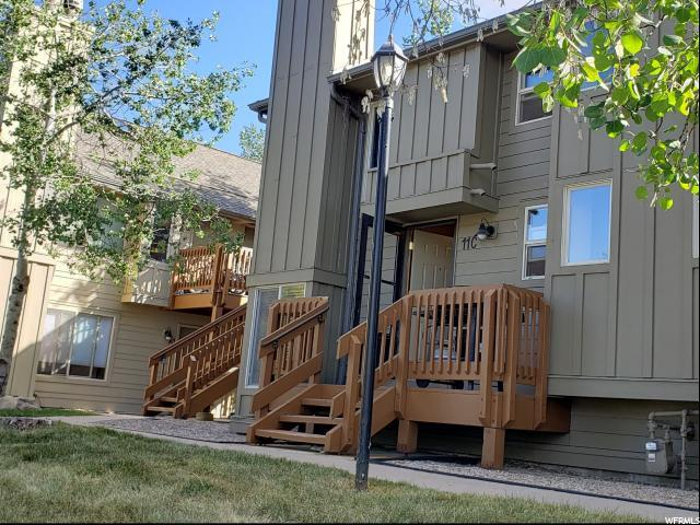 2100 Canyons Resort Dr 11-C, Park City, UT 84098 (MLS #1602979) :: High Country Properties