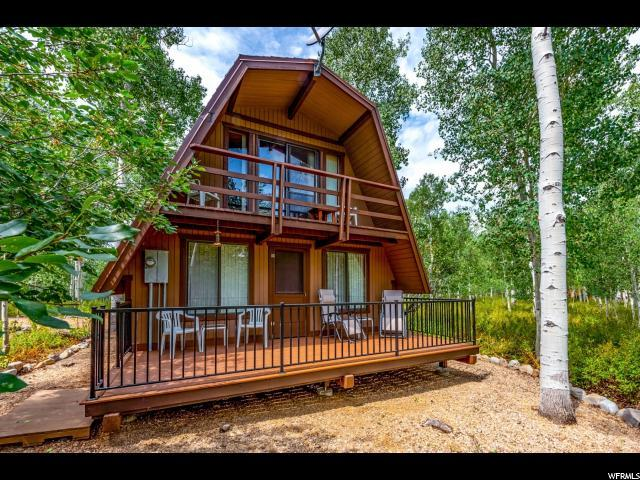 11523 E Cliffrose Dr #1692, Heber City, UT 84032 (MLS #1603003) :: High Country Properties