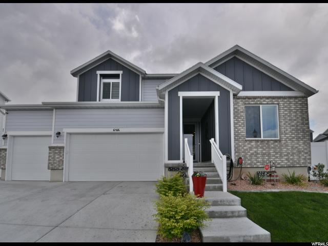 6516 W Thistle Ridge Cv S, West Jordan, UT 84081 (#1603288) :: Action Team Realty