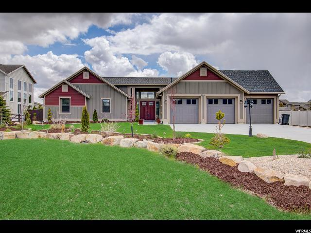 6920 N Greenfield Dr, Park City, UT 84098 (MLS #1603427) :: High Country Properties