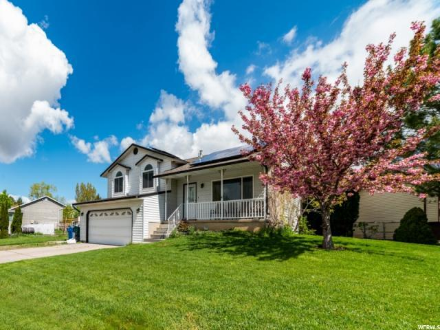 4236 W Cedar Hills Dr N, Cedar Hills, UT 84062 (#1603471) :: The Canovo Group
