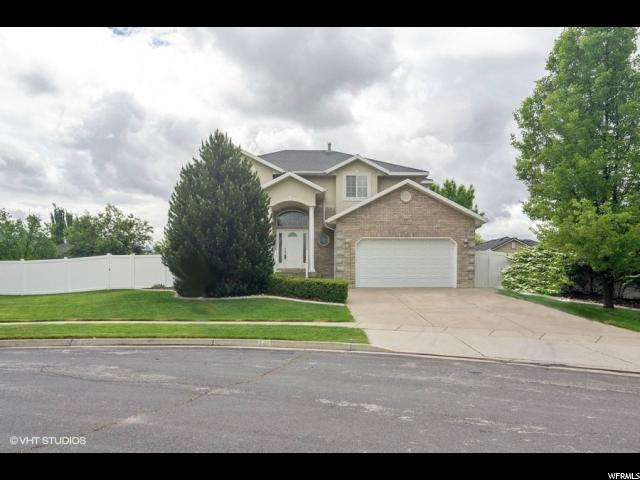 325 W 850 S, Layton, UT 84041 (#1603553) :: Colemere Realty Associates