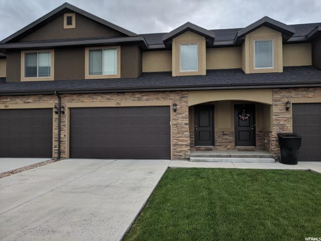 151 E 560 N, Salem, UT 84653 (#1603707) :: Colemere Realty Associates