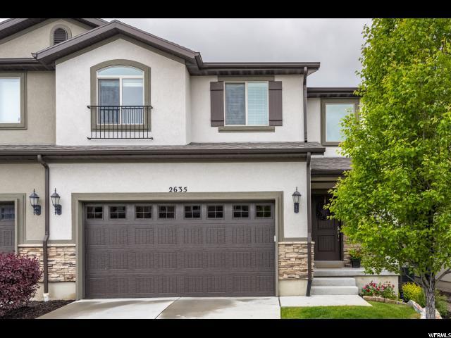2635 W Cottonwood, Lehi, UT 84043 (#1603919) :: The Canovo Group