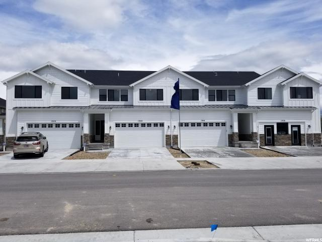 1048 W Chimney Pass Dr S #3, Bluffdale, UT 84065 (#1604016) :: Colemere Realty Associates