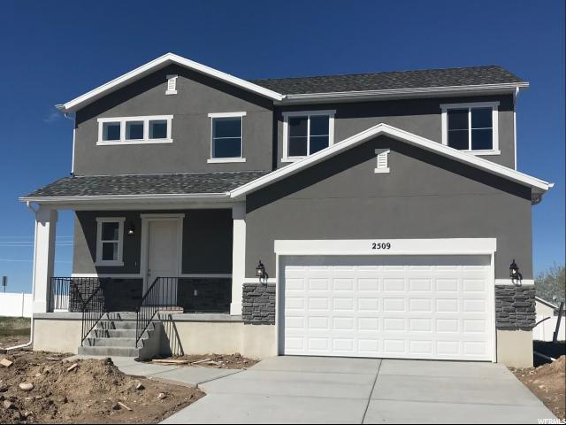 2509 N 2950 W #18, Clinton, UT 84015 (#1604032) :: Colemere Realty Associates