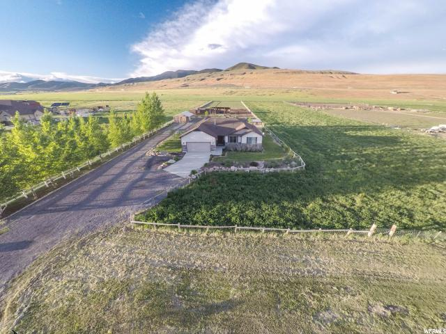9740 W Point Lookout Dr, Bothwell, UT 84337 (#1604332) :: Red Sign Team