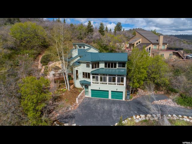 7373 N Hitching Post, Park City, UT 84098 (MLS #1604427) :: High Country Properties