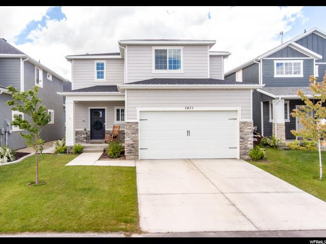 7471 N Hutch Ln, Eagle Mountain, UT 84005 (#1605046) :: Red Sign Team
